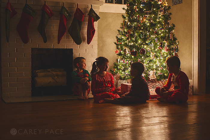 Christmas Tree Childhood magic photo by Carey Pace
