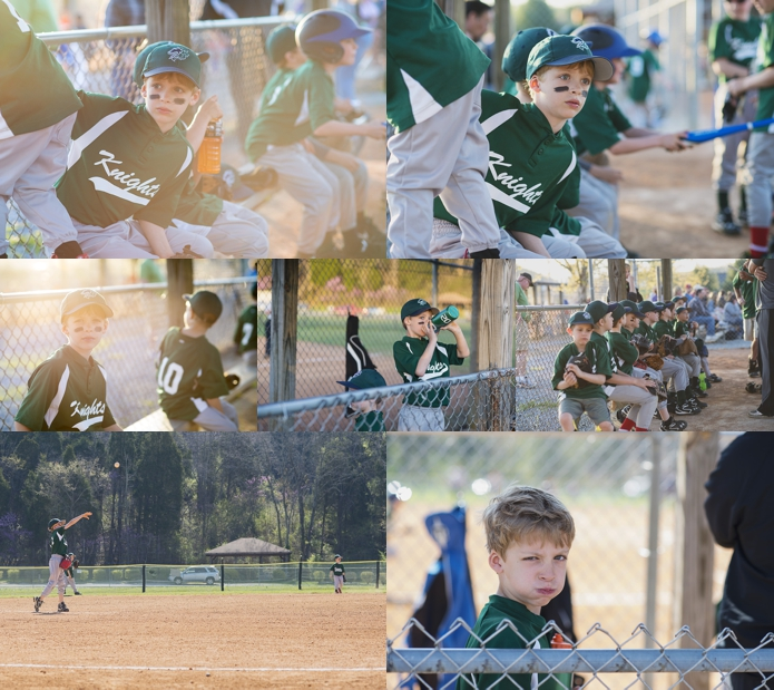 Baseball Coach Pitch Spring 2014 Season by Carey Pace