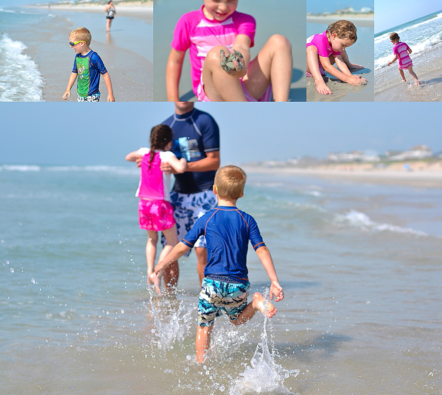 Topsail Island Beach Vacation Photography by Carey Pace in 2011