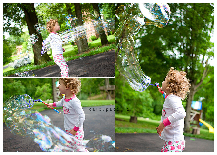 worlds best bubbles by Carey Pace
