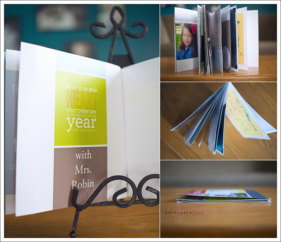 Displays, End of Year Teacher Gift, Book, Paper Coterie