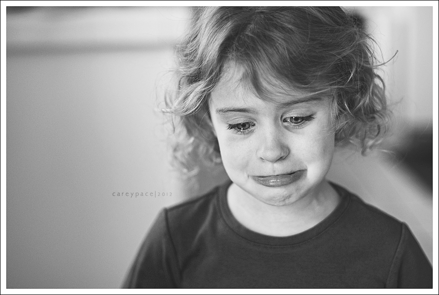 kid tears; kid crying